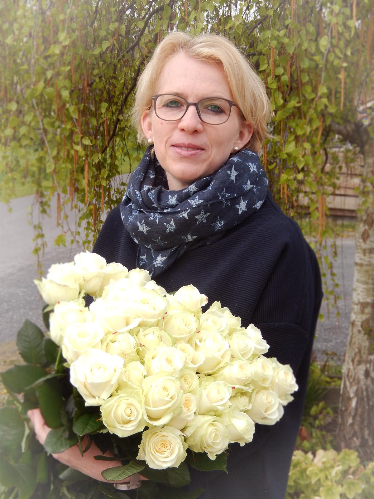Blumenstiel - Heike Bauer